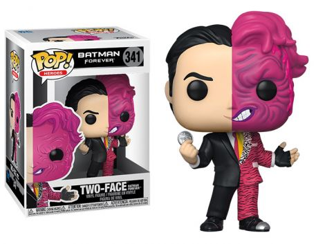 (RELEASED) POP! HEROES: BATMAN FOREVER - TWO-FACE