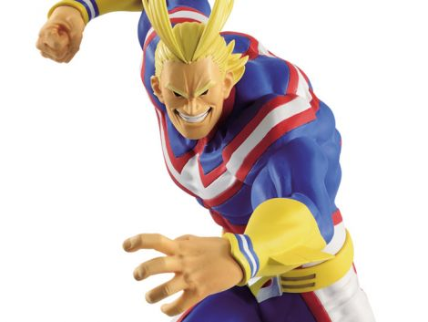 (RELEASED) MY HERO ACADEMIA THE AMAZING HEROES VOL.5 ALL MIGHT