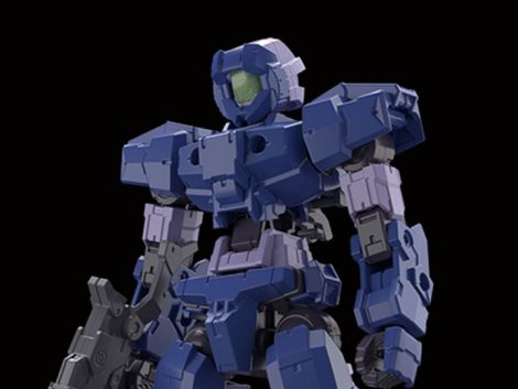 (RELEASED) 30 MINUTE MISSIONS #03 EEXM-17 (ALTO BLUE) MODEL KIT