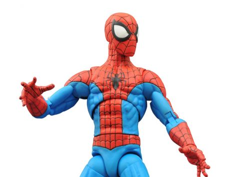 (PRE-ORDER) MARVEL SELECT SPECTACULAR SPIDER-MAN ACTION FIGURE