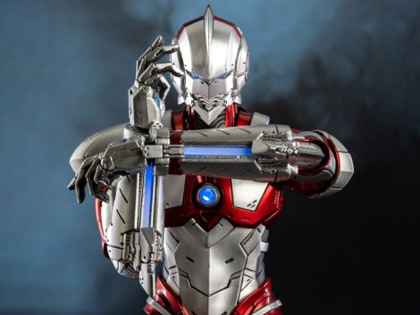 (RELEASED) ULTRAMAN SUIT (ANIME) 1/6 SCALE COLLECTIBLE FIGURE
