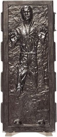 STAR WARS THE BLACK SERIES HAN SOLO (CARBONITE) 6-INCH-SCALE STAR WARS: THE EMPIRE STRIKES BACK 40TH ANNIVERSARY (EXCLUSIVE) (FINAL SALE)