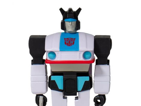 (RELEASED) TRANSFORMERS REACTION JAZZ FIGURE
