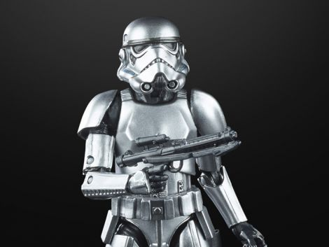 "(PRE-ORDER) STAR WARS: THE BLACK SERIES 6"" STORMTROOPER (CARBONIZED)"