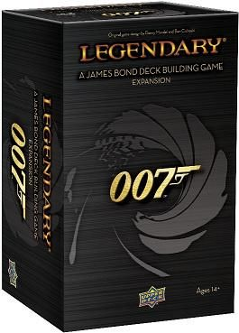 (RELEASED) LEGENDARY - JAMES BOND 007 - EXPANSION