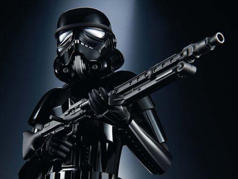 (RELEASED) STAR WARS SHADOW STORMTROOPER 1/6 MDL KIT