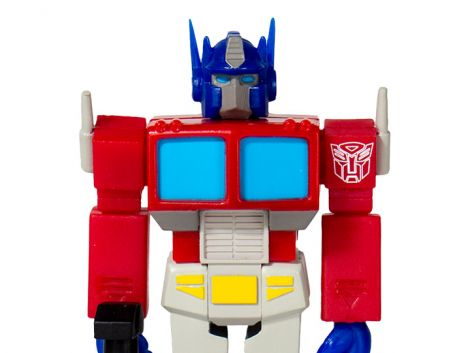 (PRE-ORDER) TRANSFORMERS REACTION OPTIMUS PRIME FIGURE