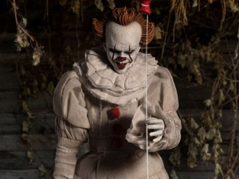 (RELEASED) IT (2017) ONE:12 COLLECTIVE PENNYWISE