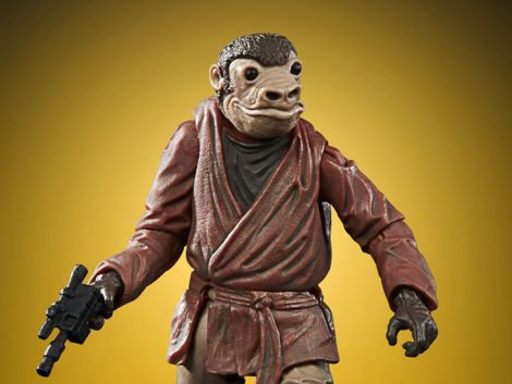 (PRE-ORDER) STAR WARS: THE VINTAGE COLLECTION SNAGGLETOOTH (A NEW HOPE)