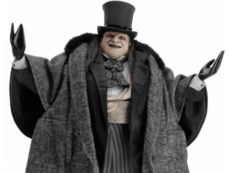 (PRE-ORDER) BATMAN RETURNS MAYORAL PENGUIN 1/4 SCALE FIGURE