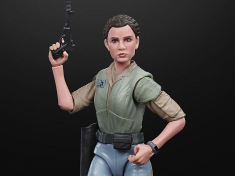 (PRE-ORDER) STAR WARS: THE BLACK SERIES PRINCESS LEIA (RETURN OF THE JEDI) FIGURE