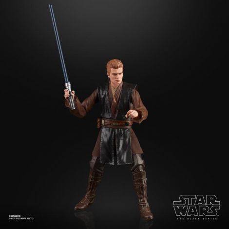 (RELEASED) STAR WARS: THE BLACK SERIES ANAKIN SKYWALKER (ATTACK OF THE CLONES)