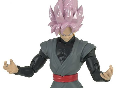 (PRE-ORDER) DRAGON BALL SUPER DRAGON STARS GOKU BLACK ROSE (FUSION ZAMASU COMPONENT)