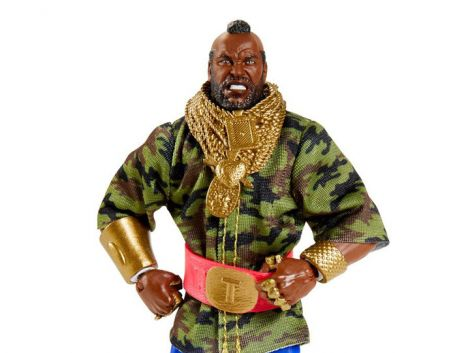 (RELEASED) WWE ELITE COLLECTION MR. T SDCC 2020 EXCLUSIVE FIGURE