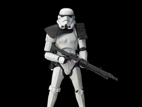 (RELEASED) STAR WARS SANDTROOPER 1/12 SCALE MODEL KIT