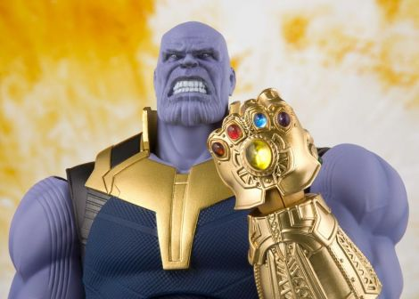 (RELEASED) AVENGERS: INFINITY WAR S.H.FIGUARTS THANOS