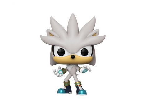 (PRE-ORDER) POP! GAMES: SONIC 30TH ANNIVERSARY - SILVER THE HEDGEHOG