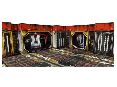 (PRE-ORDER) SECTOR 06 VISION 1/12 SCALE POP-UP DIORAMA