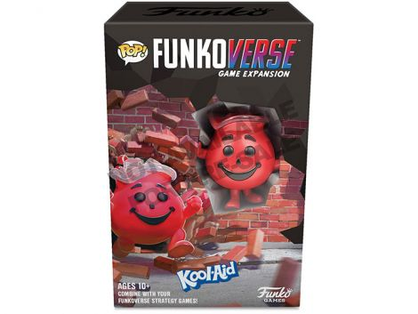 (RELEASED) POP! FUNKOVERSE: KOOL-AID 100 STRATEGY GAME EXPANSION
