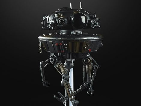 (RELEASED) STAR WARS: THE BLACK SERIES IMPERIAL PROBE DROID (THE EMPIRE STRIKES BACK)