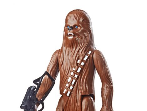 (RELEASED) STAR WARS RETRO COLLECTION CHEWBACCA (A NEW HOPE)
