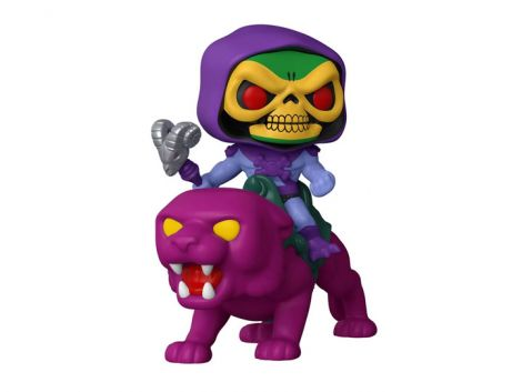 (PRE-ORDER) POP! RIDES: MASTERS OF THE UNIVERSE - SKELETOR ON PANTHOR