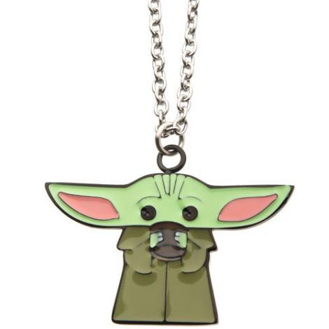 (PRE-ORDER) STAR WARS: THE MANDALORIAN THE CHILD WITH SOUP NECKLACE