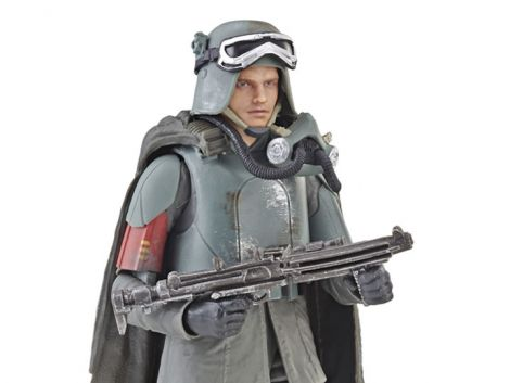 (RELEASED) STAR WARS: THE BLACK SERIES HAN SOLO (MUD TROOPER) SOLO: A STAR WARS STORY