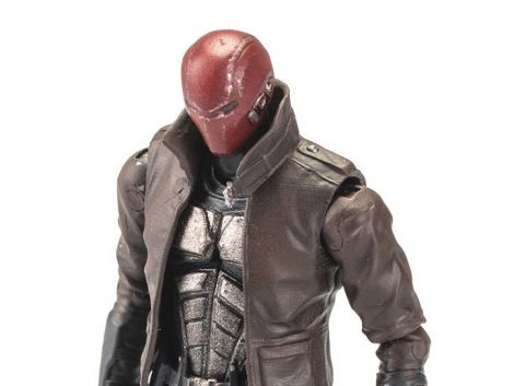 (RELEASED) INJUSTICE 2 RED HOOD 1/18 SCALE PX PREVIEWS EXCLUSIVE FIGURE