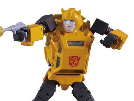 (RELEASED) TRANSFORMERS MASTERPIECE MP-45 BUMBLEBEE (VER. 2)