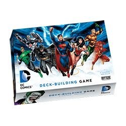 (RELEASED) DC COMICS DECK-BUILDING GAME