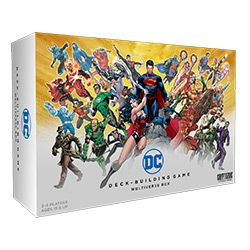 (RELEASED) DC COMICS DBG MULTIVERSE BOX