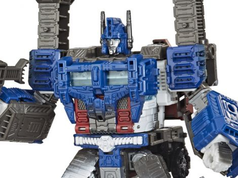 (COMING SOON) TRANSFORMERS WAR FOR CYBERTRON TRILOGY LEADER ULTRA MAGNUS