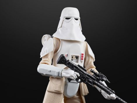 (PRE-ORDER) STAR WARS 40TH ANNIVERSARY THE BLACK SERIES SNOWTROOPER FIGURE