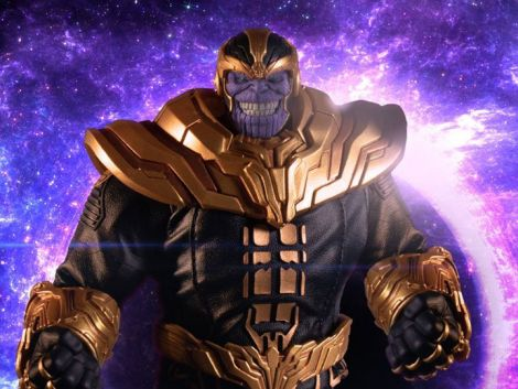 (PRE-ORDER) MARVEL ONE:12 COLLECTIVE THANOS