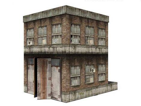 (PRE-ORDER) BUILDING (3.0) 1/12 SCALE POP-UP DIORAMA