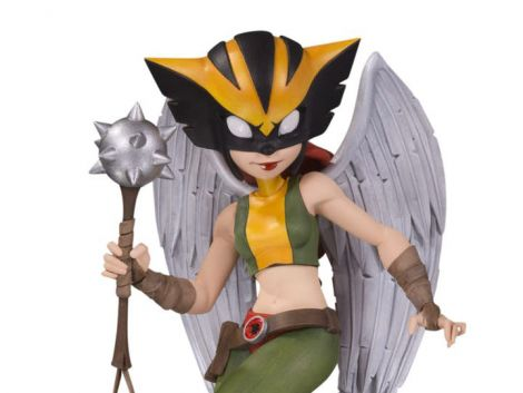 (RELEASED) DC ARTISTS ALLEY HAWKGIRL BY ZULLO