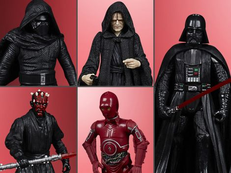 "(PRE-ORDER) STAR WARS CELEBRATE THE SAGA SITH 3.75"" PACK OF 5 FIGURES"