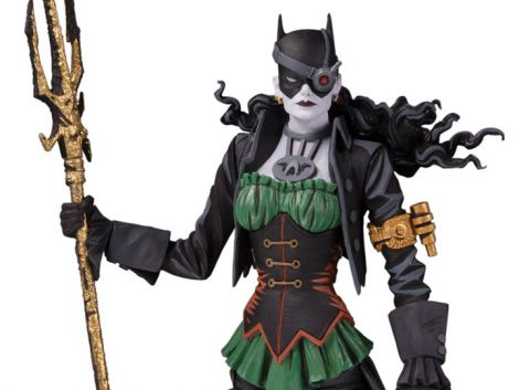 (RELEASED) DARK NIGHTS: METAL THE DROWNED LIMITED EDITION STATUE