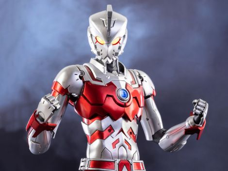 (PRE-ORDER) ULTRAMAN ACE SUIT (ANIME VER.) 1/6 SCALE COLLECTIBLE FIGURE