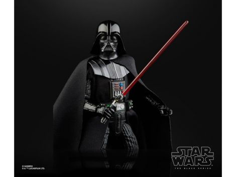 (RELEASED) STAR WARS 40TH ANNIVERSARY THE BLACK SERIES DARTH VADER FIGURE