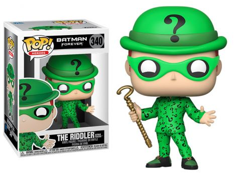 (RELEASED) POP! HEROES: BATMAN FOREVER - RIDDLER