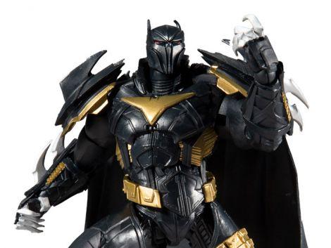 (RELEASED) BATMAN: CURSE OF THE WHITE KNIGHT DC MULTIVERSE AZRAEL BATMAN ARMOR ACTION FIGURE