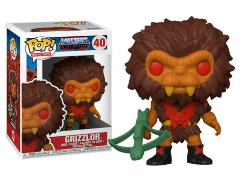 (PRE-ORDER) POP! TV: MASTERS OF THE UNIVERSE - GRIZZLOR