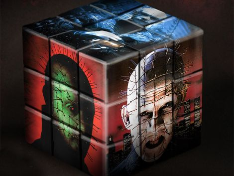 (RELEASED) HELLRAISER III PUZZLE BLOX PINHEAD