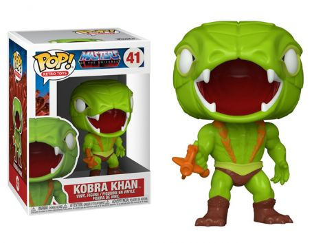 (PRE-ORDER) POP! TV: MASTERS OF THE UNIVERSE - KOBRA KHAN