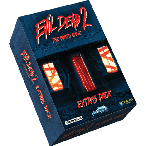 (RELEASED) EVIL DEAD 2: THE BOARD GAME EXTRAS PACK