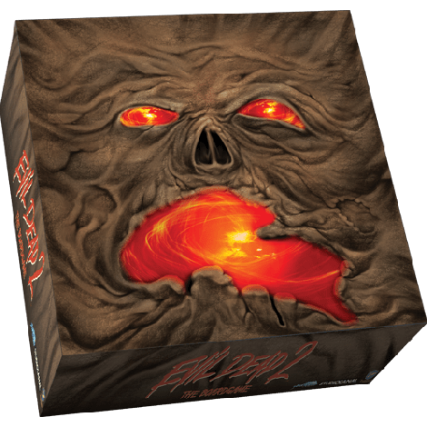 (RELEASED) EVIL DEAD 2 BOARD GAME