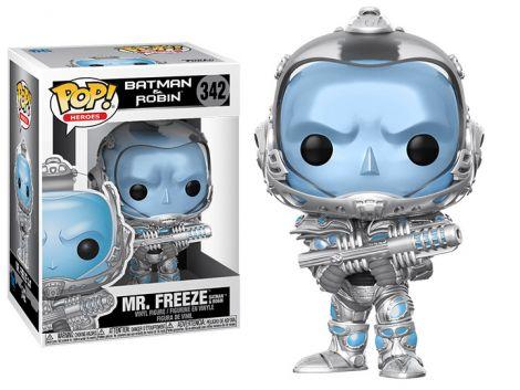 (RELEASED) POP! HEROES: BATMAN & ROBIN - MR. FREEZE