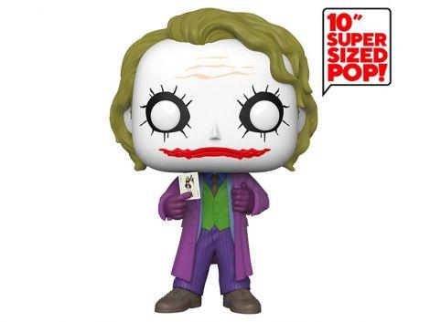 """(RELEASED) POP! HEROES: DC - 10"""" SUPER SIZED JOKER"""
